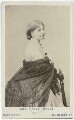 Eleanora ('Nelly') Moore, by United Association of Photography Limited - NPG x21405