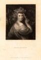 Giovanna Baccelli, by George Sanders, published by  Henry Graves & Co, after  Sir Joshua Reynolds - NPG D9027