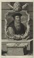 Thomas Cranmer, by Pieter Stevens van Gunst, after  Adriaen van der Werff - NPG D24905