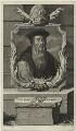 Thomas Cranmer, by Pieter Stevens van Gunst, after  Adriaen van der Werff - NPG D24905