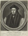 Thomas Cranmer, by Richard Houston - NPG D24906