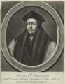 Thomas Cranmer, by Richard Houston - NPG D24906