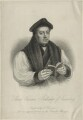 Thomas Cranmer, by Samuel Freeman - NPG D24907