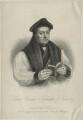 Thomas Cranmer, by Samuel Freeman - NPG D24907