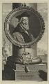 Nicholas Ridley, by Pieter Stevens van Gunst, after  Adriaen van der Werff - NPG D24918