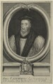 Hugh Latimer, by George Vertue - NPG D24922