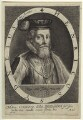 Sir Henry Sidney, by Magdalena de Passe, by  Willem de Passe - NPG D31766