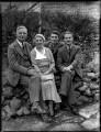 The Karslake family, by Bassano Ltd - NPG x151740