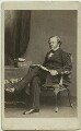 Granville George Leveson-Gower, 2nd Earl Granville, by John & Charles Watkins, published by  Mason & Co (Robert Hindry Mason) - NPG Ax8541