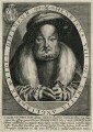 King Henry VIII, by Peter Isselburg (Yselburg, Eisselburg), after  Cornelis Metsys (Massys) - NPG D24927