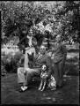 The Ironside family, by Bassano Ltd - NPG x151756