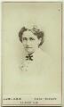 Louise, Queen of Denmark, by Georg Emil Hansen - NPG Ax46188