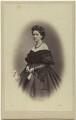 Louise, Queen of Denmark, by J. Petersen - NPG x74391