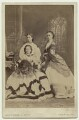 Louise, Queen of Denmark; Maria Feodorovna, Empress of Russia (Princess Dagmar); Queen Alexandra, by Southwell Brothers - NPG x46537
