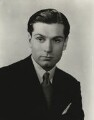 Laurence Kerr Olivier, Baron Olivier, by Unknown photographer - NPG x45132