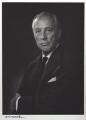 Willard Garfield Weston, by Yousuf Karsh - NPG x129564