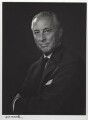 Willard Garfield Weston, by Yousuf Karsh - NPG x129565