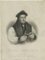 Thomas Cranmer, by Samuel Freeman - NPG D24940