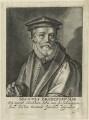 John Bradford, by Magdalena de Passe, and by  Willem de Passe - NPG D24955
