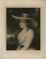 Lady Anne Bingham, by Samuel Cousins, after  Sir Joshua Reynolds - NPG D31786