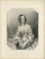 Lady Amelia Blackwood (née Capel), by William Henry Egleton, after  John Hayter - NPG D31804
