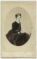 Georgina Elizabeth Ward (née Moncreiffe), Countess of Dudley, by Francis Charles Earl - NPG x10695