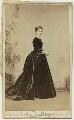 Georgina Elizabeth Ward (née Moncreiffe), Countess of Dudley, by Francis Charles Earl - NPG x10696