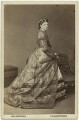 Hariot Georgina (née Rowan-Hamilton), Marchioness of Dufferin and Ava, by Lock & Whitfield - NPG x75842