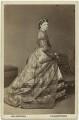 Hariot Georgina (née Rowan-Hamilton), Marchioness of Dufferin and Ava, by Lock & Whitfield - NPG x75842