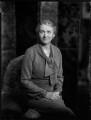 Muriel Fitzroy (née Douglas-Pennant), 1st Viscountess Daventry, by Bassano Ltd - NPG x151829
