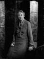 Muriel Fitzroy (née Douglas-Pennant), 1st Viscountess Daventry, by Bassano Ltd - NPG x151830