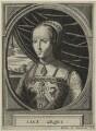Lady Jane Grey, by Edme de Boulonois - NPG D24988