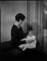 Barbara Mary Hely-Hutchinson (née Wyld); Rose Mary Fernie (née Hely-Hutchinson), by Bassano Ltd - NPG x151832