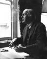 Sir John Betjeman, by Mark Gerson - NPG x88199