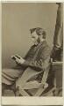 William George Tozer, by Hills & Saunders - NPG x26942