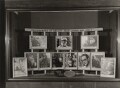 Display Window for Ida Kar's exhibition, 'Forty Artists from London and Paris', Gallery One, by Ida Kar - NPG x129575