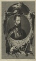 Fernando Alvarez de Toledo, 3rd Duke of Alba, by Pieter Stevens van Gunst, after  Adriaen van der Werff - NPG D25003