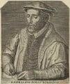Hadrianus Junius (Adriaen de Jonghe), possibly by Willem de Passe - NPG D25010