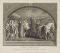 Boudicca, or Boadicea, by William Sharp, after  Thomas Stothard - NPG D31829