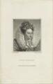 Queen Elizabeth I, by R. Cooper, after  Isaac Oliver - NPG D25023