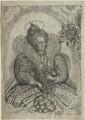 Queen Elizabeth I, after Unknown artist - NPG D25030