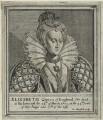 Queen Elizabeth I, by William Marshall - NPG D25032