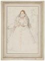 Queen Elizabeth I, by Adam, after  Federico Zuccaro - NPG D31836