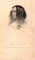 Julia Pardoe, by Samuel Freeman, published by  Richard Bentley, after  John Lilley - NPG D9043