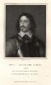 Robert Devereux, 3rd Earl of Essex, by Thomas Anthony Dean, published by  Harding & Lepard, after  Robert Walker - NPG D9045