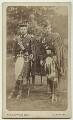 King Edward VII; Prince Alfred, Duke of Edinburgh and Saxe-Coburg and Gotha, by W. & D. Downey - NPG x3606