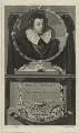 Mary, Queen of Scots, by Pieter Stevens van Gunst, after  Adriaen van der Werff - NPG D25082