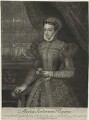 Unknown sitter, formerly known as Mary, Queen of Scots, after Unknown artist - NPG D25086