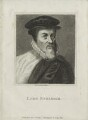 William Cecil, 1st Baron Burghley, by William Nelson Gardiner - NPG D25105