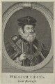 William Cecil, 1st Baron Burghley, after Unknown artist - NPG D25106